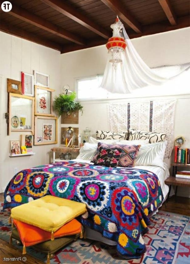 Best Idee Chambre Hippie Gallery - House Interior ...