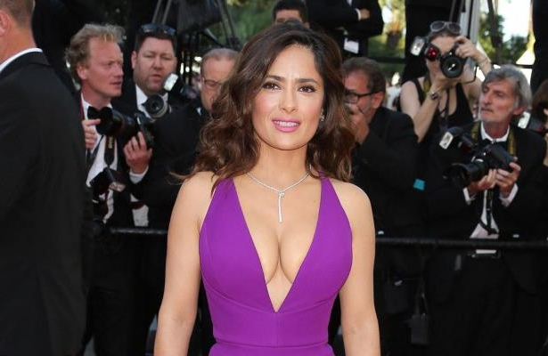 Entertainment: Salma Hayek: My daughter is my acting coach