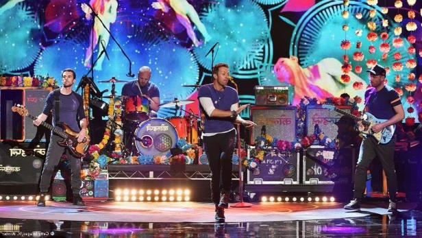 Coldplay drehen Video in Hannover
