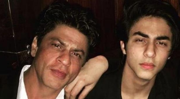 Shah Rukh Khan Has Started Training Aryan Khan For His Bollywood Debut