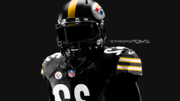Sport  Steelers   Color Rush  uniforms won t include much color ... 6bf325f4e