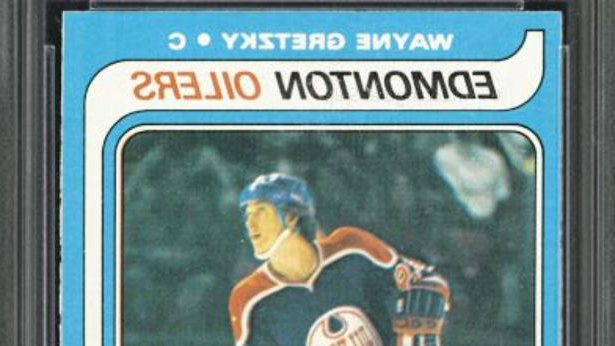 Sport Wayne Gretzky Rookie Card Imperfections And All Sells For