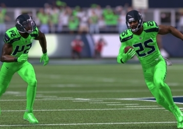 newest 77c04 eaae5 Sport: Check out every team's Color Rush uniform in Madden ...