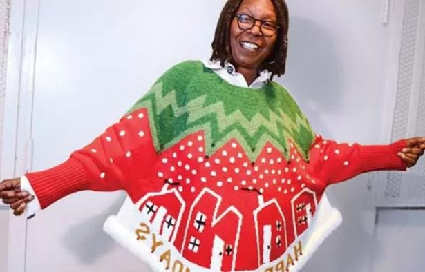 Whoopi Goldberg Christmas Sweaters.Style Whoopi Goldberg Is Launching A Range Of Ugly