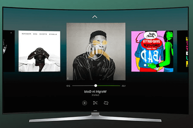 Tech & Science: Spotify launches new Samsung smart TV app