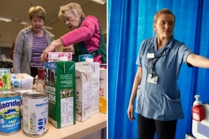 Nurses Are Using Food Banks Just To Feed Their Families