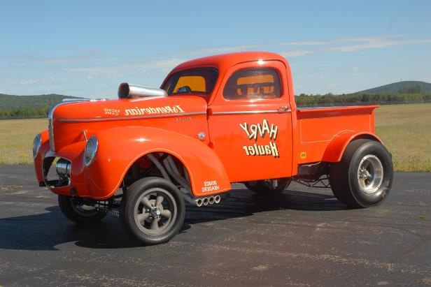 Classics: Rolling Nostalgia Best Describes This 1941 Willys
