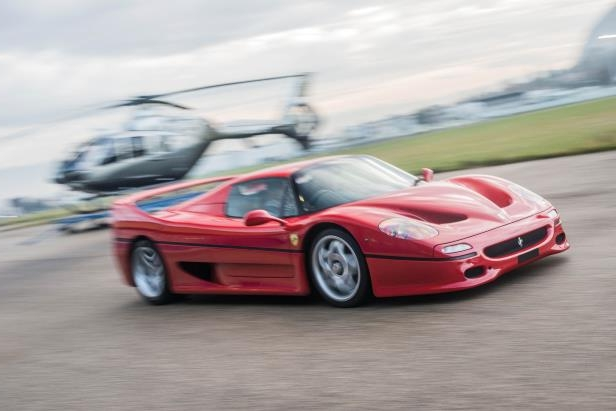 classics would you pay $2 million for a ferrari f50? pressfrom us