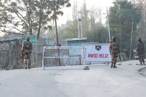 Two arrested in Jammu for 'spying' on security forces for Pakistan
