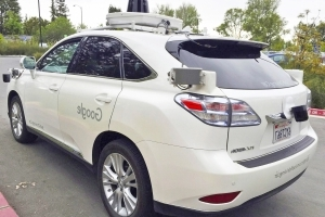 Google's self-driving cars master tricky three-point turns