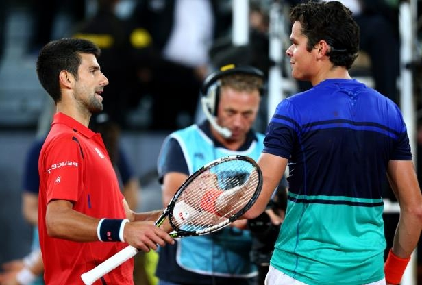 Sport Novak Djokovic Vs Milos Raonic Barclays Atp World Tour Finals 2016 Where To Watch Live Preview Betting Odds And Live Streaming Info Pressfrom United Kingdom