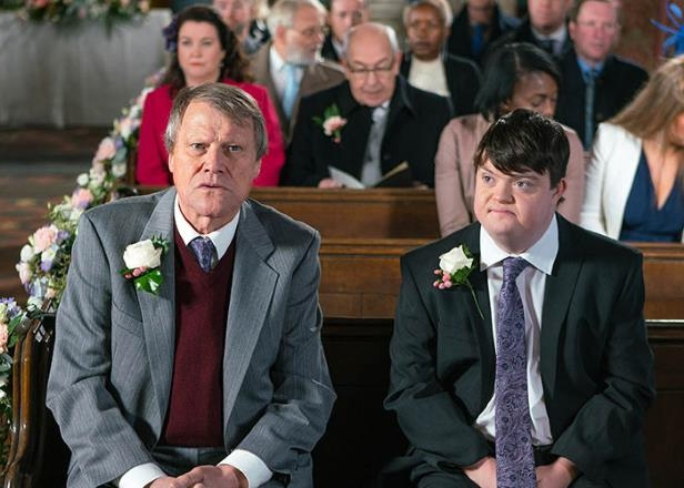 Entertainment: Corrie SPOILERS: Cathy and Roy's wedding did
