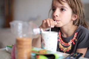English children 'consume half of daily sugar allowance at breakfast'
