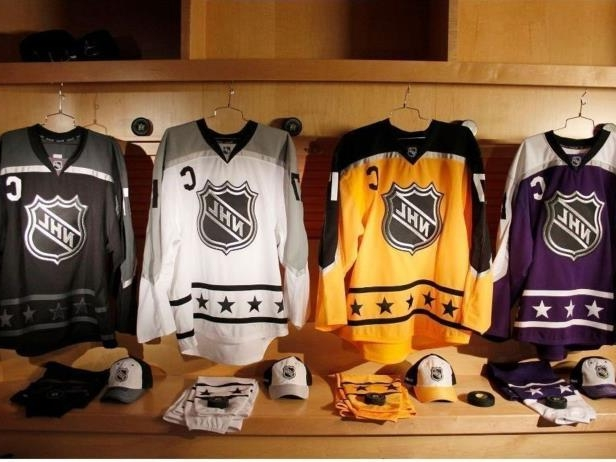 Sports  NHL unveils All-Star Game jerseys - PressFrom - Canada 3bc1b9798a7