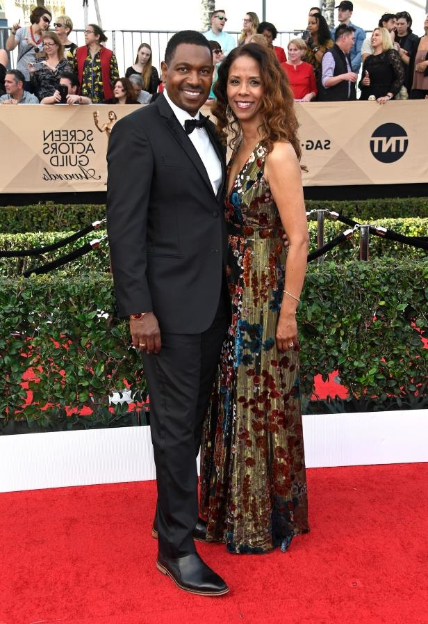 Slide 75 of 98: LOS ANGELES, CA - JANUARY 29:  Actors Sondra Spriggs (L) and Mykelti Williamson attend The 23rd Annual Screen Actors Guild Awards at The Shrine Auditorium on January 29, 2017 in Los Angeles, California. 26592_008  (Photo by Frazer Harrison/Getty Images)