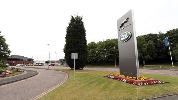 news: $3.75 million in engines was stolen from a jaguar land rover