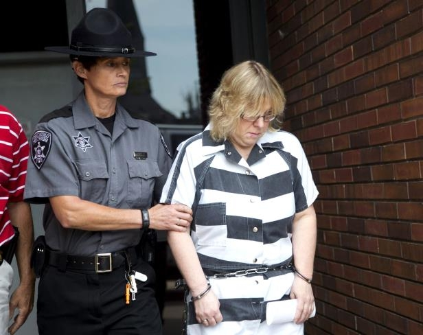 Crime: Joyce Mitchell, Who Helped Inmates Escape, Denied