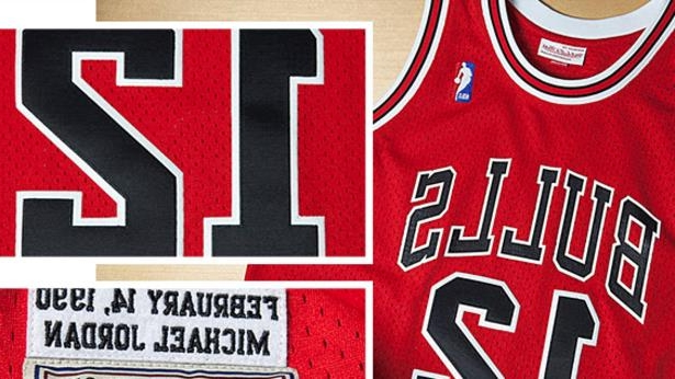 the best attitude 01611 78550 Sport: That time Michael Jordan had to wear No. 12 after ...