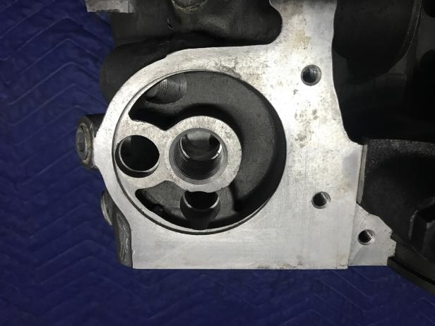 Enthusiasts: Chevrolet 427 ZL-1 Engine Block Found New in