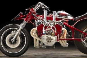 Motorcycles: Rise of the Tilting Trikes: Three-Wheeled