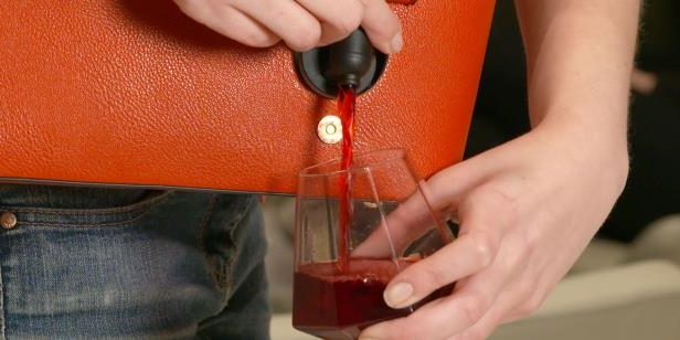 This Wine Purse Lets You Get Your Drink On Anywhere