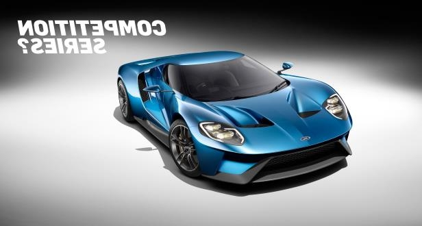 There Could Be a Lighter, Faster Ford GT Already in the Works