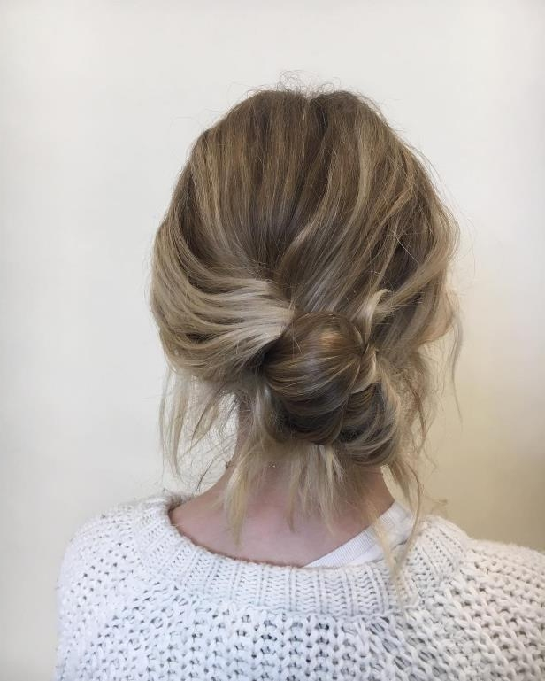 Style Were Calling It Banana Buns Are The New Topknots