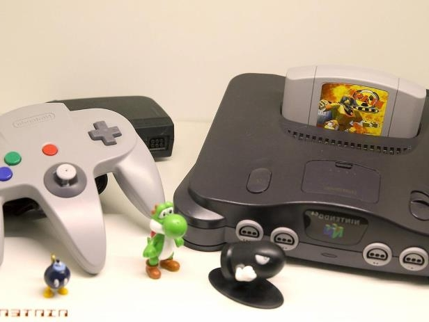 Tech Science Nintendo 64 The Cult Console Is Celebrating Its Birthday Today Pressfrom United Kingdom