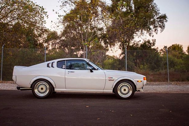 Enthusiasts: This Custom 1977 Toyota Celica Is More Than It