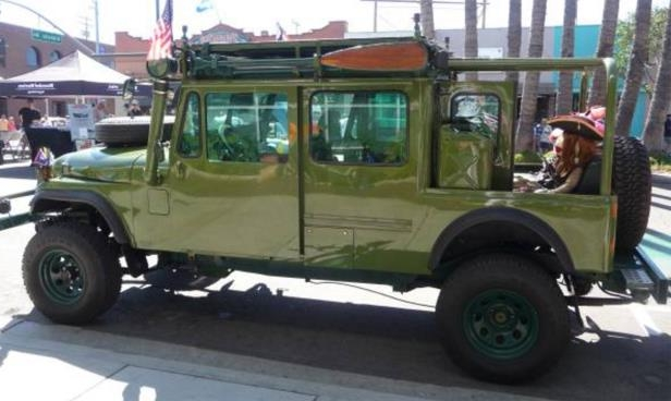 Enthusiasts: Craigslist Find of the Week: Homebuilt Jeep