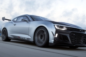 The Chevrolet Camaro GT4.R is the ZL1 1LE outfitted for racing