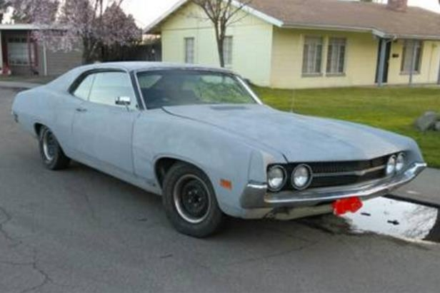 Enthusiasts: Craigslist find of the Week: Ford Fairlane