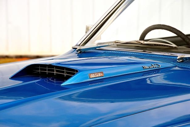Enthusiasts: One-of-a-Kind 1969 Ford Torino Cobra Was a Gift