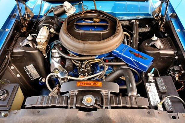 Classics: One-of-a-Kind 1969 Ford Torino Cobra Was a Gift to