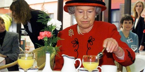 The Queen's diet might surprise you