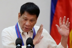 Philippines' Duterte orders occupation of isles in disputed South China Sea