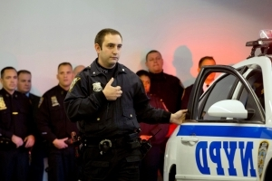 New York police set to deploy 1,200 bodycams around the city