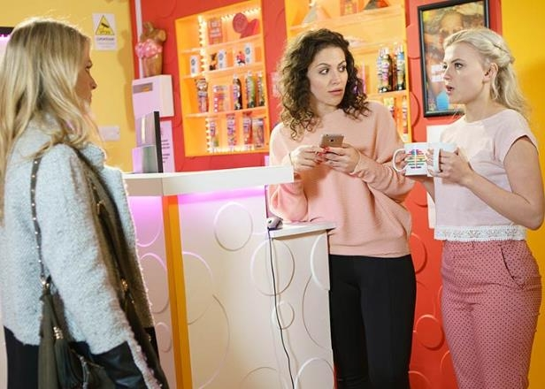 Entertainment: Corrie SPOILERS: Creepy Nathan shares