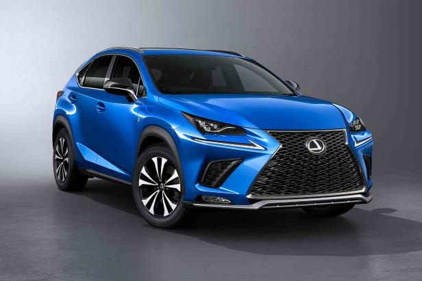 2018 Lexus NX: Refreshed, Standard Safety System, Better Handling >> Auto Shows 2018 Lexus Nx Gets A Refresh In Shanghai Pressfrom