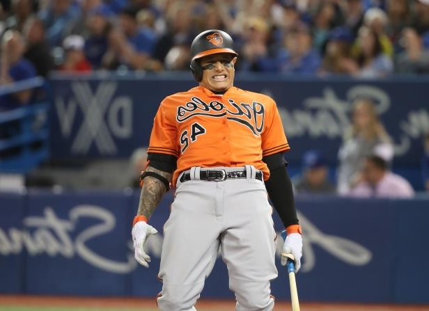 b20173727 Sport: A closer look at the Dustin Pedroia-Manny Machado spiking ...