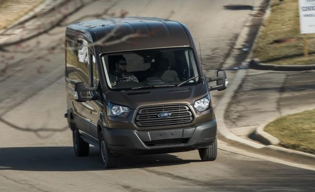 Reviews: 2017 Ford Transit 350 Cargo Van EcoBoost V-6