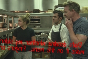 Food: Gordon Ramsay Finally Complimented a Fan's Cooking on