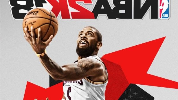 91d3a8427e3 Technology  NBA 2K18 taps Cleveland s Kyrie Irving for cover fame ...