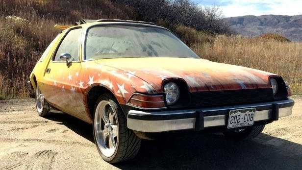 Enthusiasts: This Pimp My Ride AMC Pacer for Sale in Denver