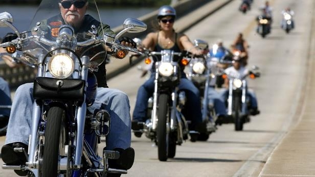 Harley-Davidson is recalling 57,000 motorcycles