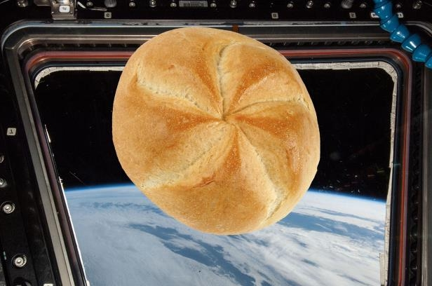 Bake In Space aims to make crumb-free German rolls on board the International Space Station in 2018.