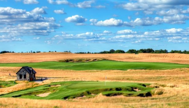 Sport: The U S  Open at Erin Hills: One Man's Dream