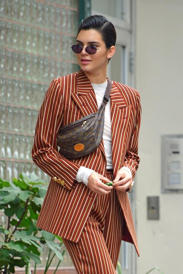 Style: Kendall Jenner Clearly Doesn't Know How To Wear A