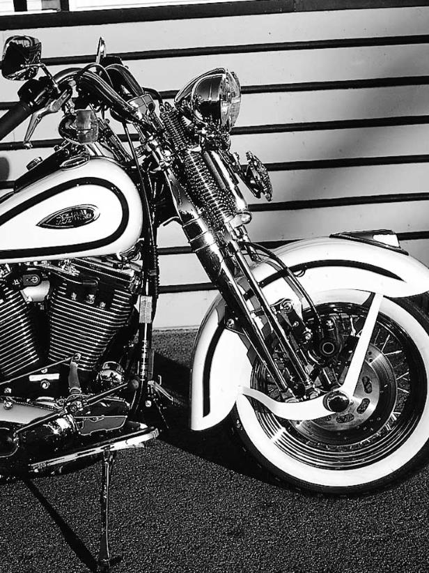 Motorcycles: The Story Behind the 1997 Harley-Davidson