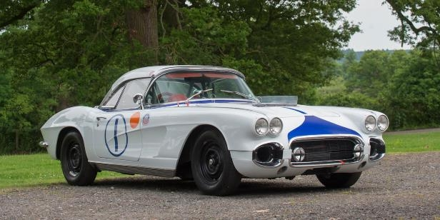 Classics: Six Vintage Race Cars Up For Sale - PressFrom - US